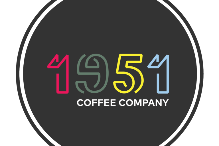 1951 coffee logo