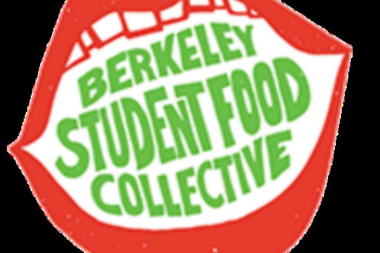 Berkeley student food collective logo
