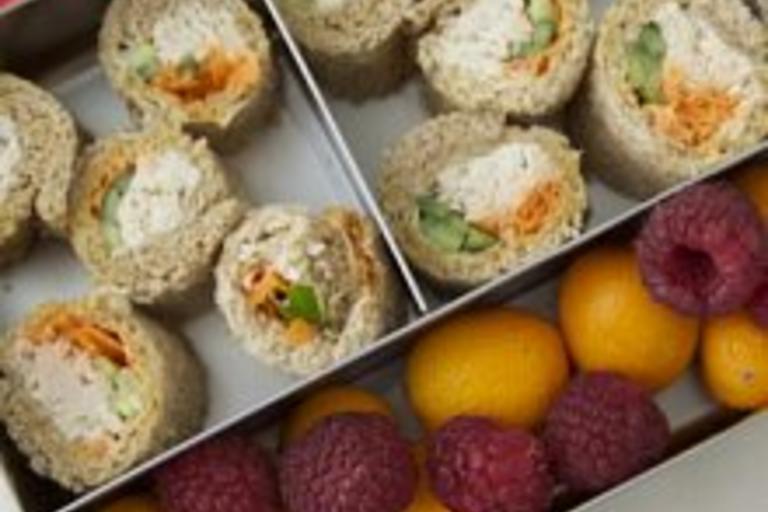 Sushi Sandwich Bento Box Image