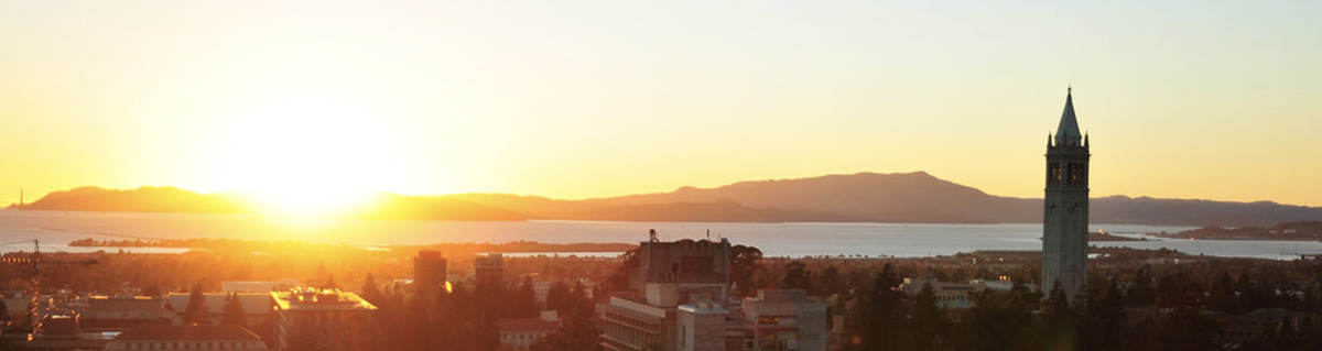 Berkeley sunset