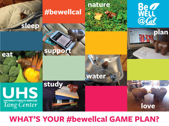 what's your be well game plan?