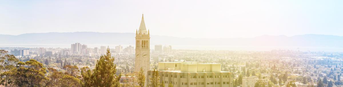 Bright Photo of UC Berkeley