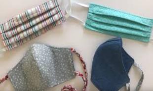 image of cloth masks