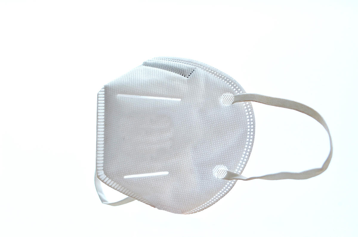 image of kn95 mask