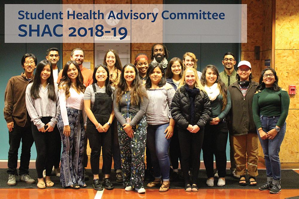 SHAC 2018-19 group photo