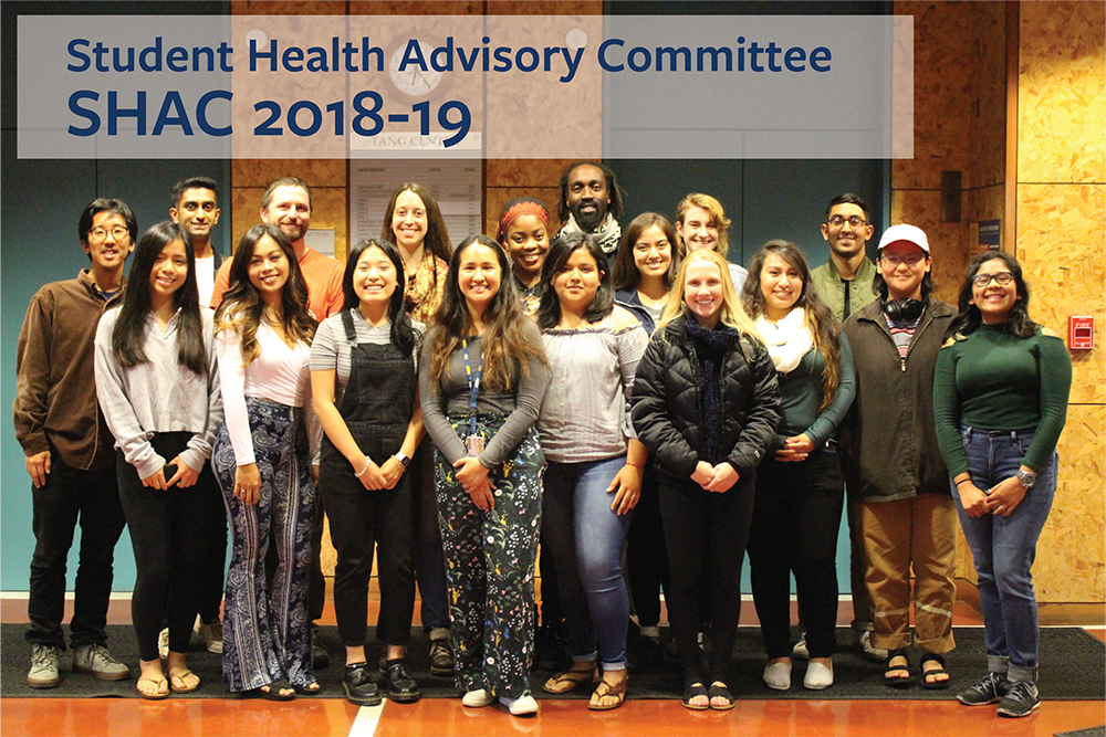 SHAC 2018-19 group photo
