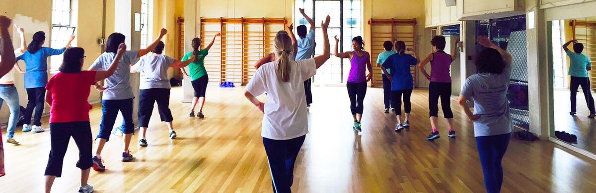 Dancing Class photo