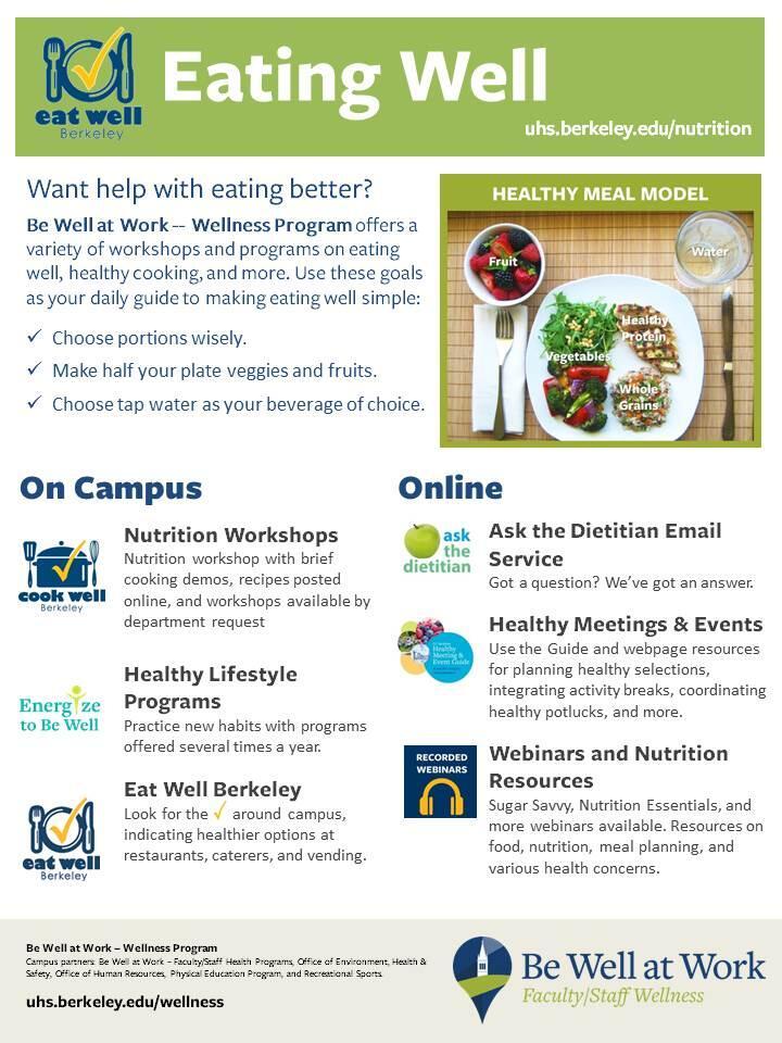 uc berkeley health guide eating diet