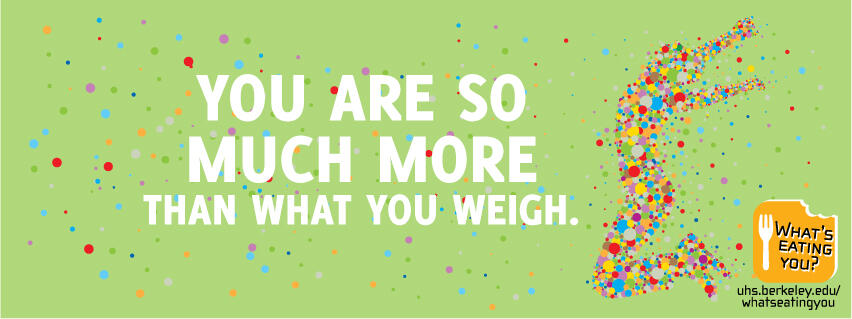you are more than you weigh