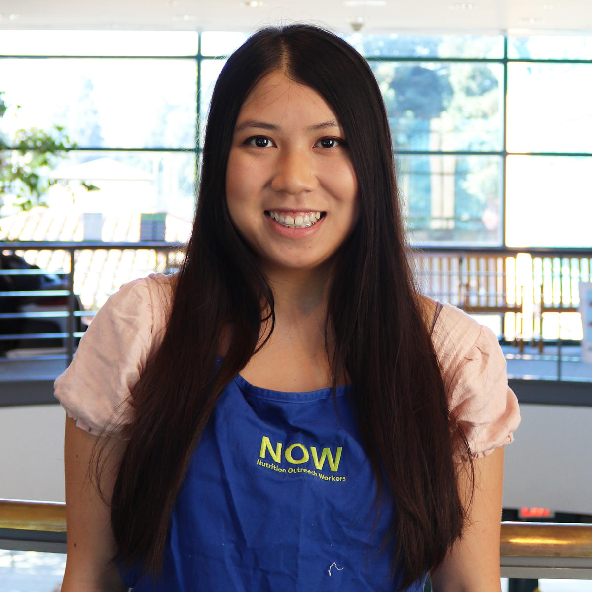 Nutrition Outreach Worker, Kim