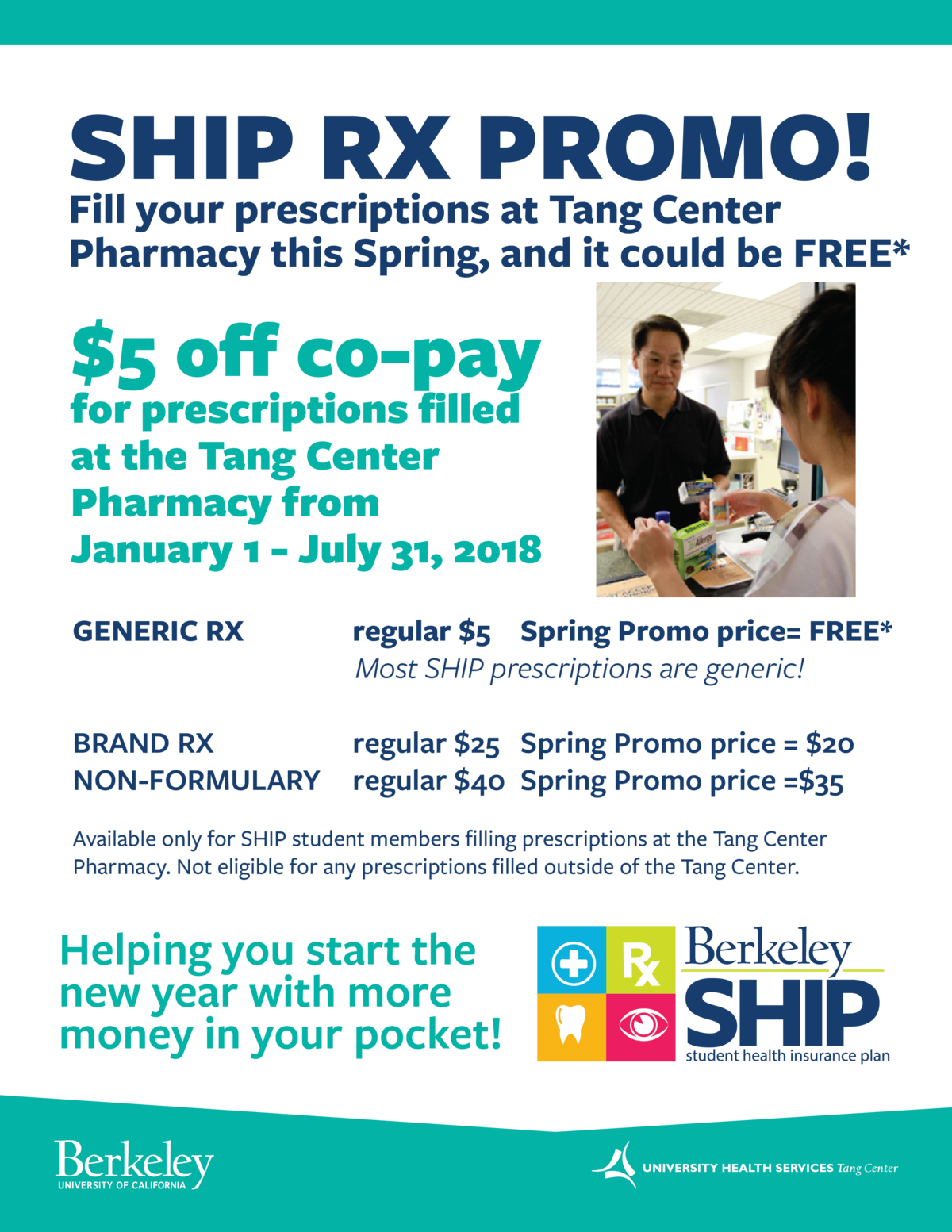 SHIP Pharmacy Promotion
