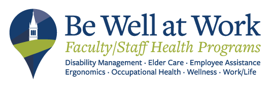 Be Well at Work full logo