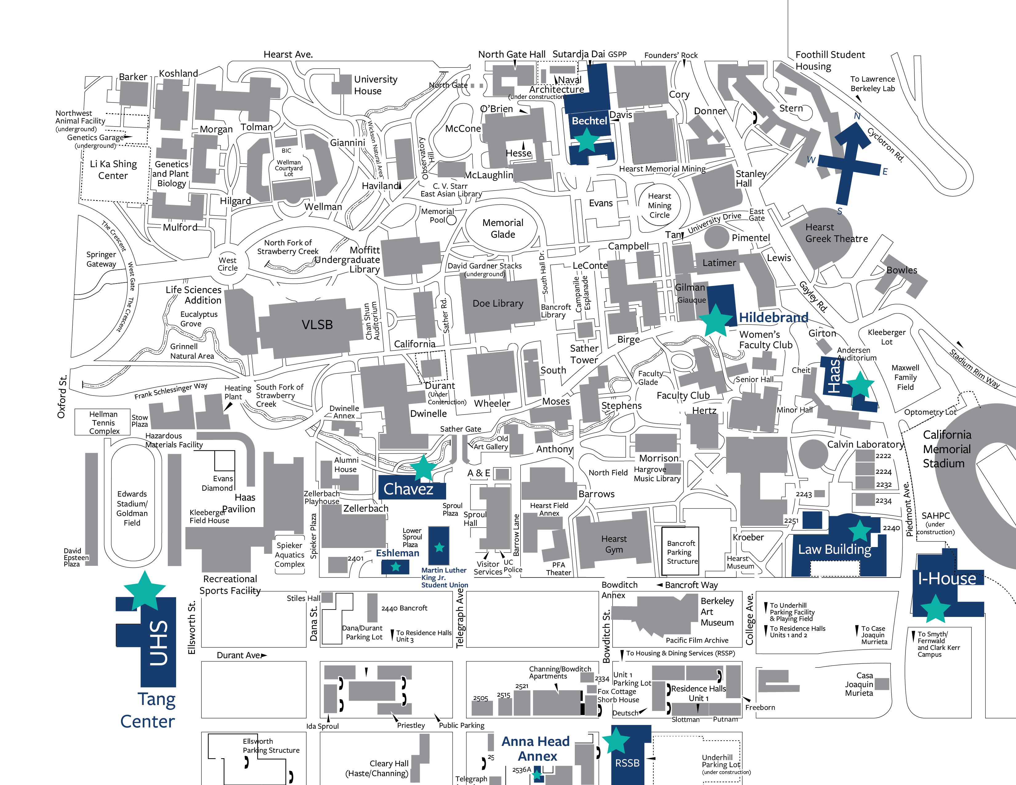 map of satellite offices