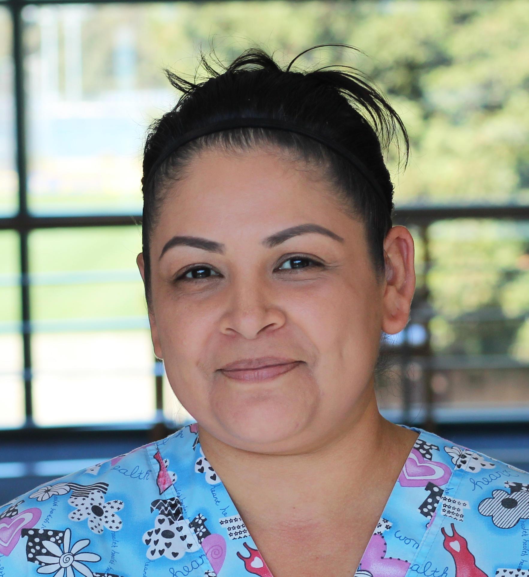 Cristina Barrientos
