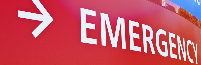 emergency room urgent care and ambulance university health services