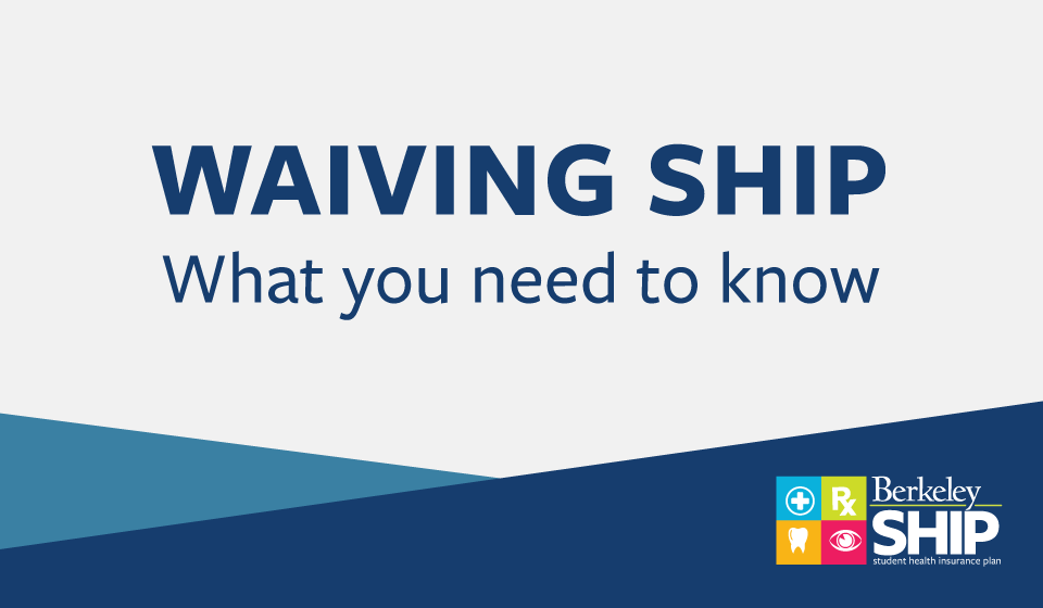 waiving ship: what you need to know