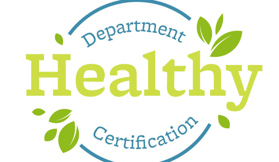 Apply for a Healthy Department Certification!
