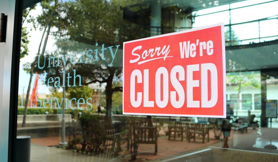 UHS closed