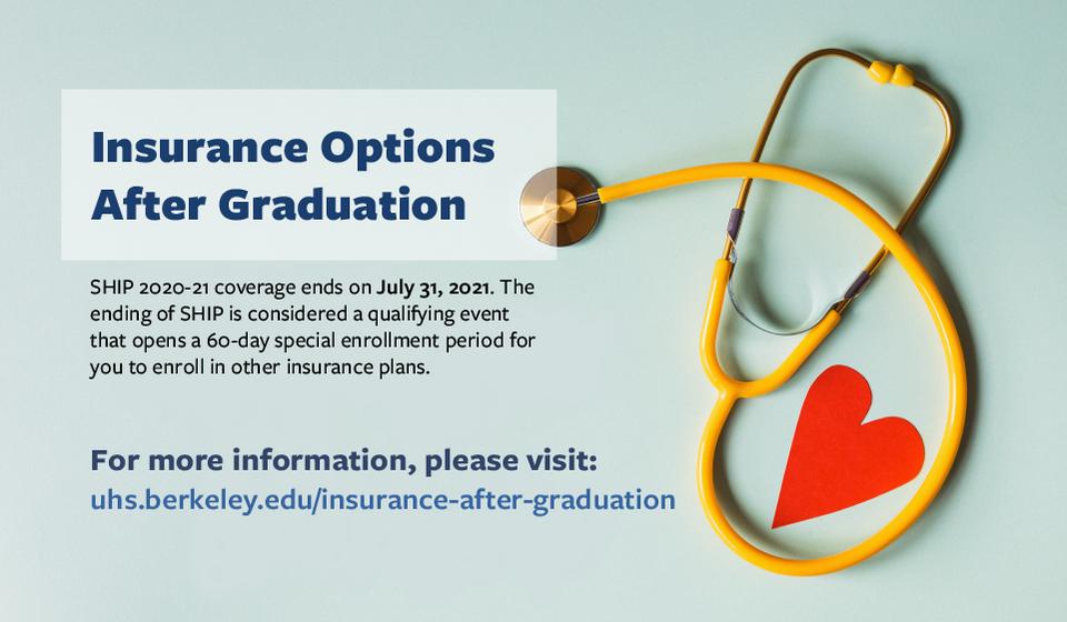 Insurance Options After Graduation