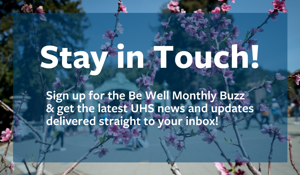 Stay in Touch with UHS!