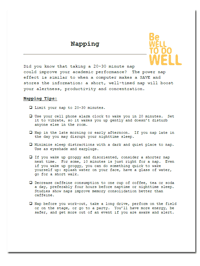 Napping Tips PDF