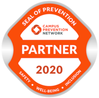 Seal of prevention campus prevention network 2020 partner