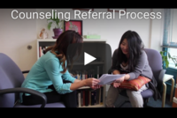 Community Off Campus Referral Process Video