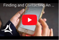 Finding and Contacting an Off Campus Provider Video