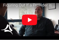 Finding Out If A Provider Is A Good Match