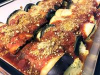 Eggplant Lasagna Rolls