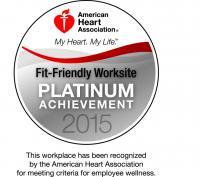 American Heart Association Award Seal