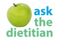 Ask the Dietitian Logo