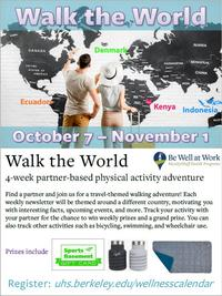 Walk the World Flyer