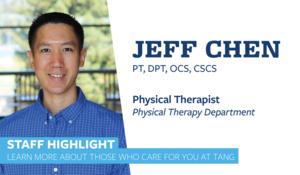 Jeff Chen Staff Highlight