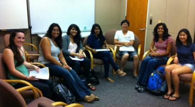 Health Fee Advisory Board meeting
