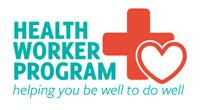 Health Worker Program logo