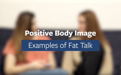 Combating Fat Talk Video
