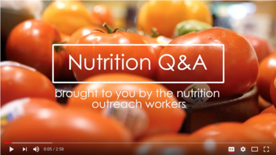 Nutrition Outreach Worker Video Thumbnail